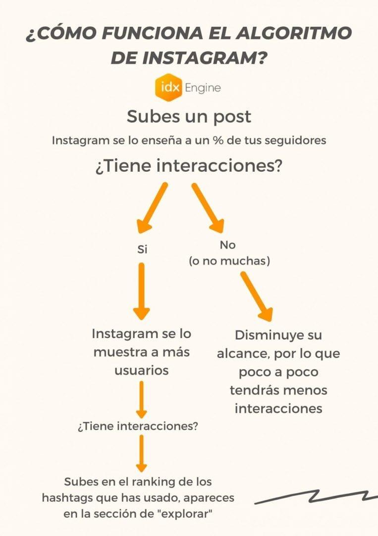 ¿Que es y cómo funciona el algoritmo de Instagram?