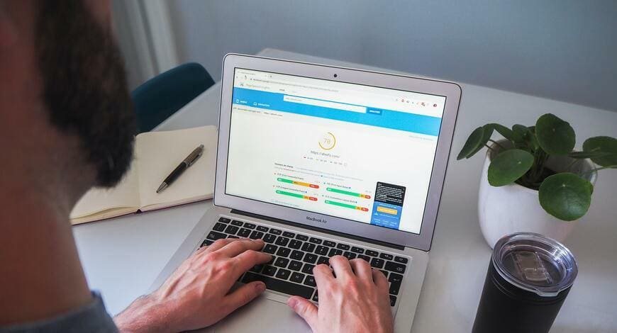 velocidad de carga de tu sitio web